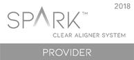 spark clear aligner provider